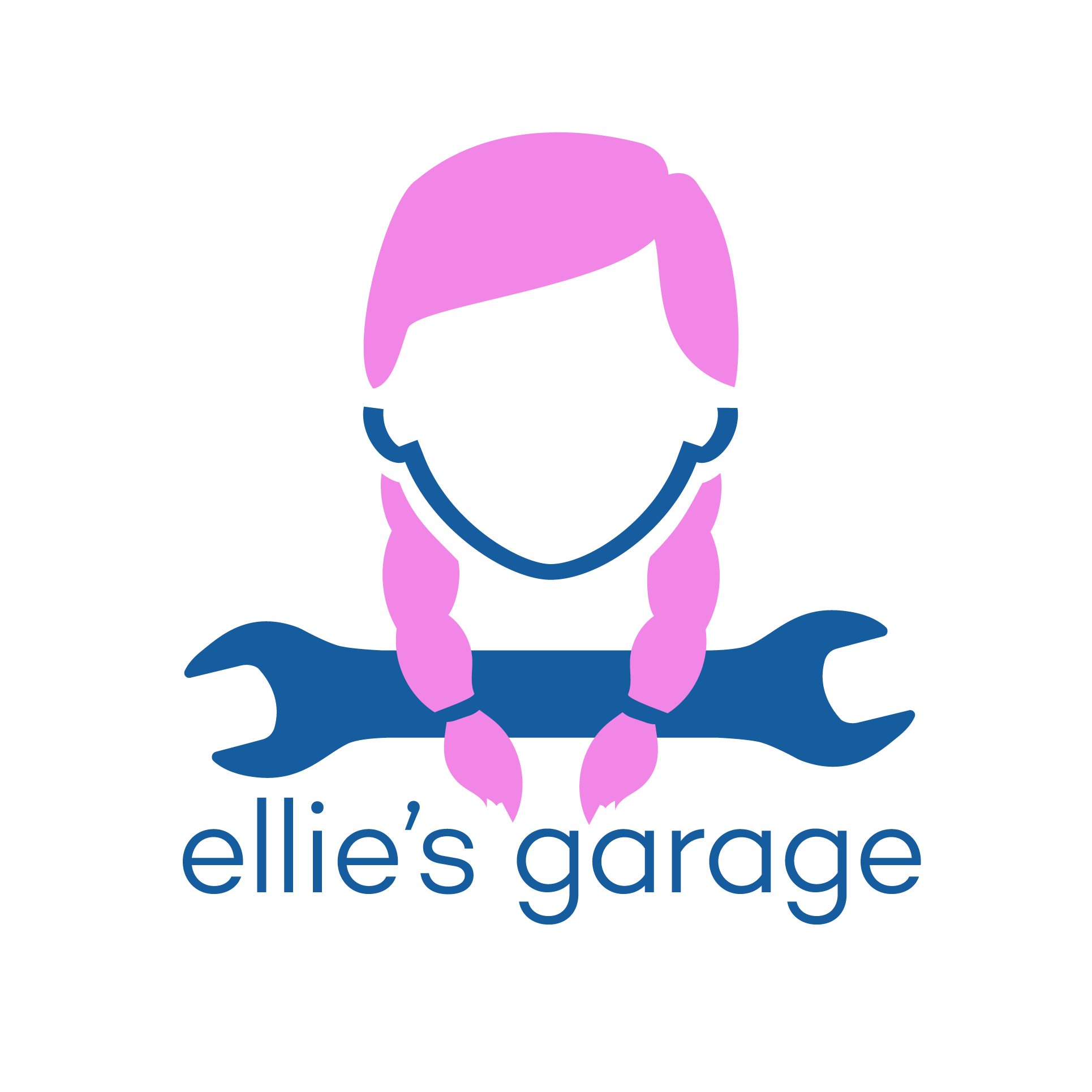 Ellie's Garage Logo